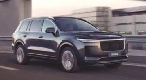 纳斯达克上市后 中国电动汽车制造商李汽车飙升超过50%