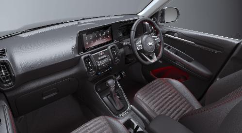 起亚Sonet超紧凑型SUV亮相 目标是Venue和Brezza