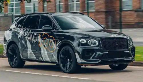 """宾利Bentayga Speed是全球""""最快的SUV"""" 在全球首发之前就被嘲笑"""