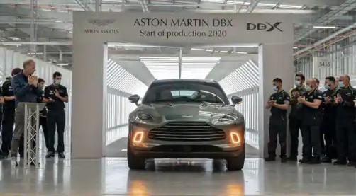 阿斯顿·马丁利益相关者押注DBX SUV 而忽略了高杠杆