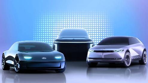 为什么现代会在2021年推出三款EV来将Ioniq品牌提升三倍
