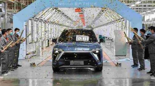 电动SUV的崛起如何帮助这家中国EV制造商大幅减少亏损