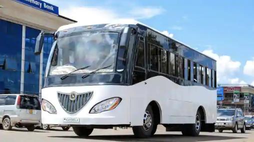非洲首家电动公交车厂旨在实现乌干达的工业化 消除污染