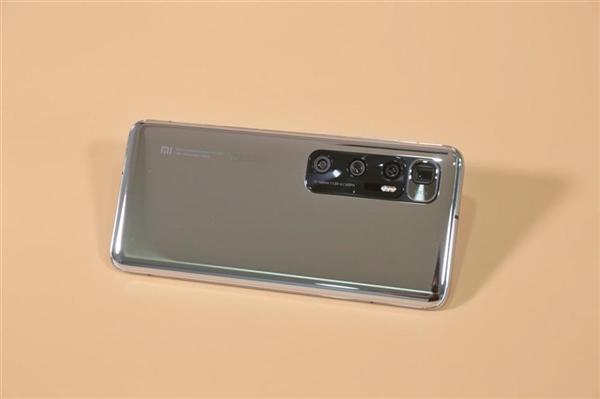小米10至尊版120W有线秒充可实现5分钟充电41% 23分钟充电100%