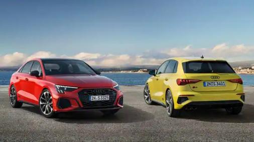 奥迪S3轿车和Sportback首次亮相 具有更多动力和运动外观