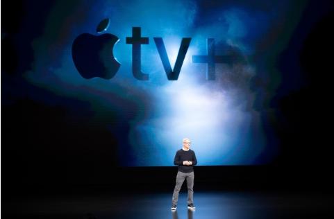 苹果可能会为Apple TV+提供半价CBS All Access和Showtime捆绑包