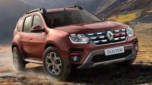 雷诺Duster 1.3涡轮增压汽油发布 成为细分市场中功能最强大的SUV