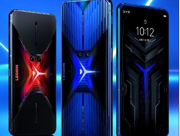 联想Pro电竞手机红蓝CP色开售 详解配置亮点