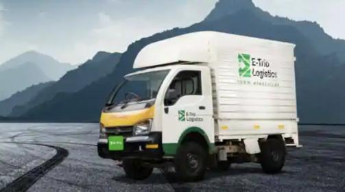 Etrio推出印度首款改装的电动轻型商用车