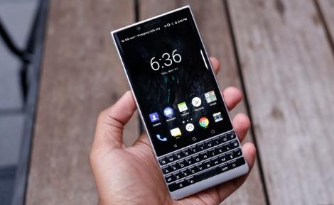黑莓手机又回来了