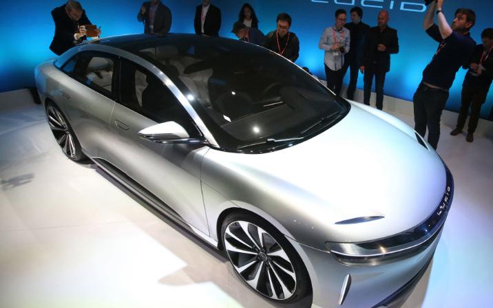 Lucid声称迄今为止创造了最快的充电电动汽车