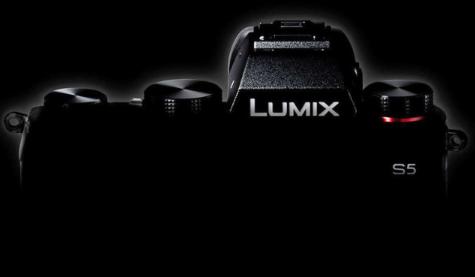 松下确认全画幅S5相机将于9月2日上市
