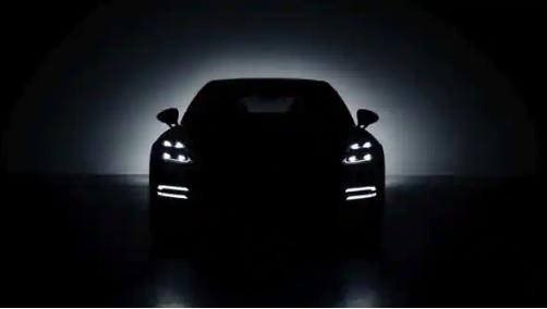 保时捷在8月26日发布前取笑Panamera混合动力跑车