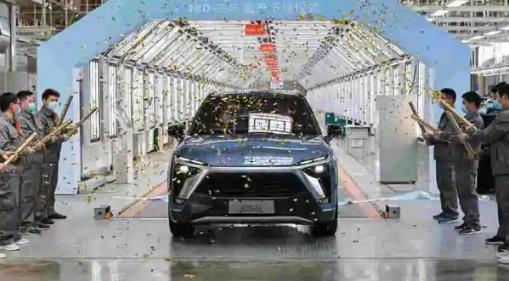 中国电动汽车品牌蔚来正在考虑向海外扩张