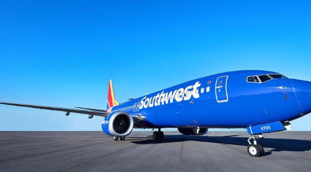 西南航空的现金消耗再次下降