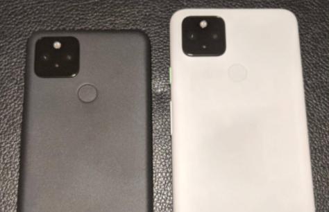谷歌的Pixel 4a 5G和Pixel 5可能已经浮出水面