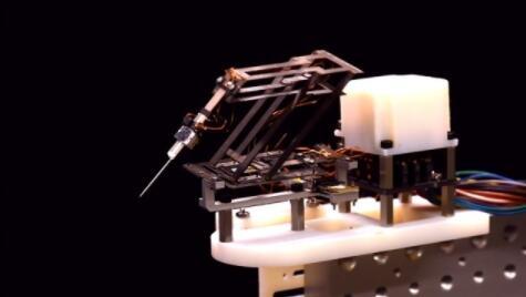 哈佛和索尼打造了一款受折纸启发的微型手术机器人