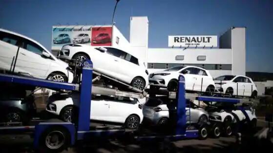 电动汽车激增帮助欧洲实现10个月最佳汽车销售