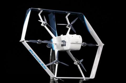 亚马逊的Prime Air可以在美国正式开始无人机交付试验