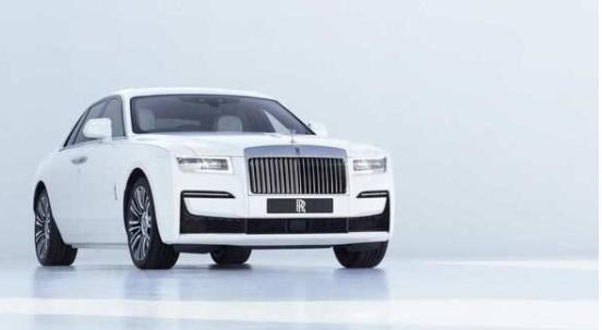 """劳斯莱斯推出新的""""后富豪""""Ghost轿车"""
