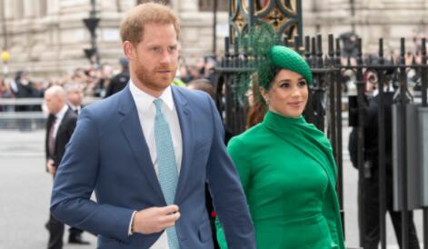哈里王子和梅根马克尔将为Netflix制作内容