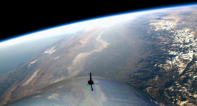 一家投资银行表示太空旅游先驱的股价可能飙升40%以上
