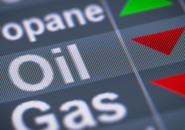 在今天的残酷油崩中康菲石油的股票下跌