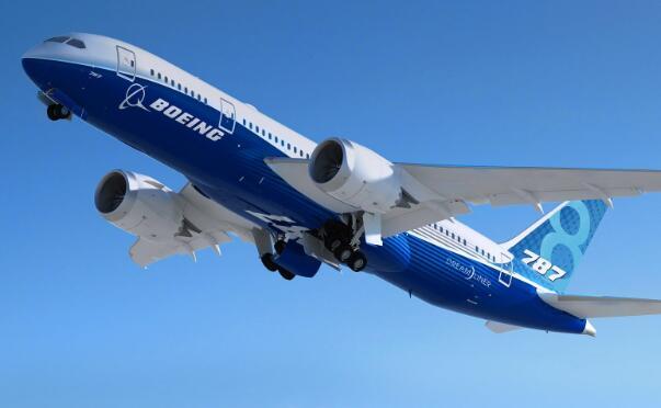 787梦想飞机的接地为波音股票带来新的阻力
