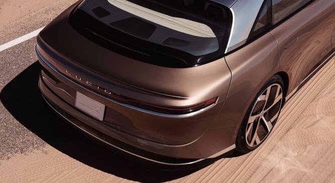 电动汽车初创公司Lucid宣布推出空中轿车以接替特斯拉