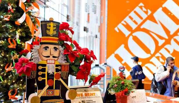 家得宝通过2个月的黑色星期五交易使2020年假日购物季适应大流行时代