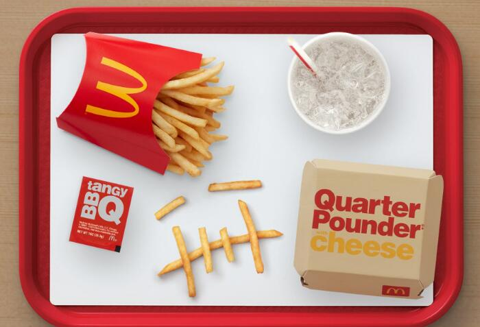 特拉维斯·斯科特与麦当劳联手推出仙人掌杰克商品
