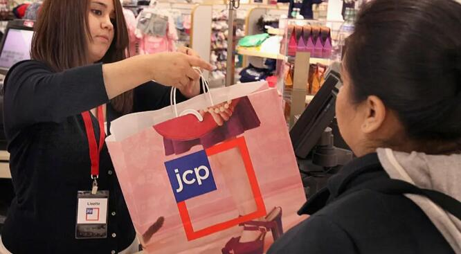 JCPenney可能达成8亿美元的紧急救援交易以避免破产