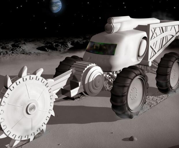 NASA正在购买月球岩石无需交付