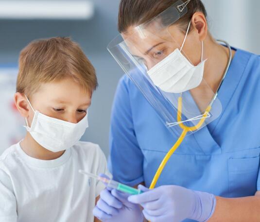默克公司开始对其疫苗进行临床试验