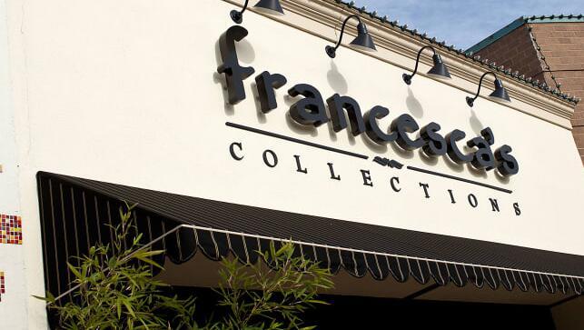服装零售商弗朗西斯卡在销售下滑时发出持续关注警告
