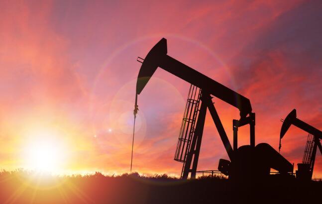 能源库存核心实验室 西方石油和SM能源今天跃升