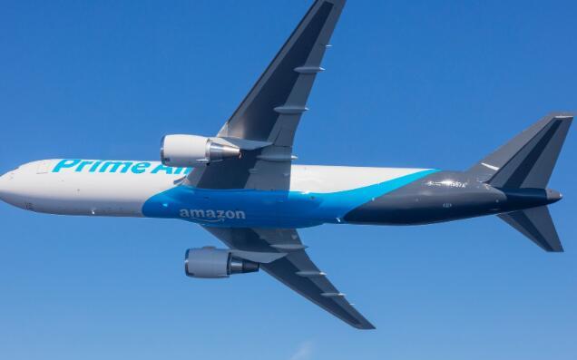 亚马逊Prime机队有望超越DHL