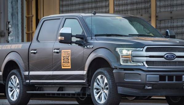 福特将其电动F-150用作重型卡车 以使其与特斯拉和通用皮卡区分开