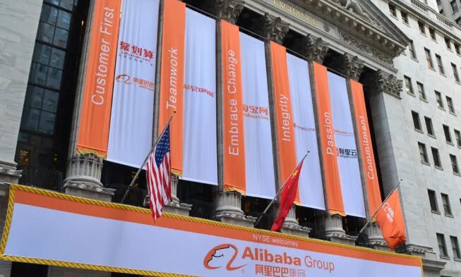 阿里巴巴的美国对香港上市表现如何