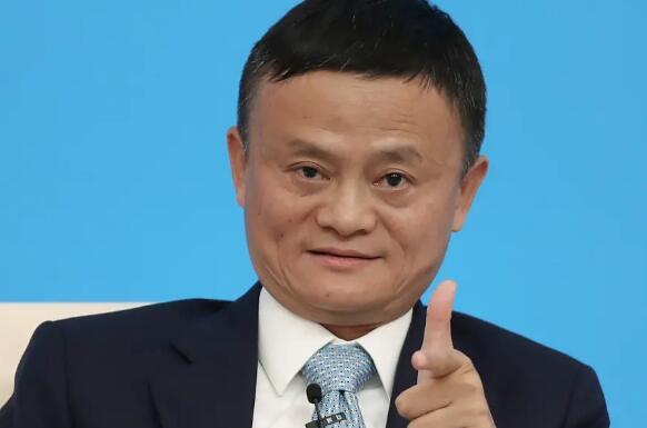 马云认为自己的500亿美元净资产不是他的钱