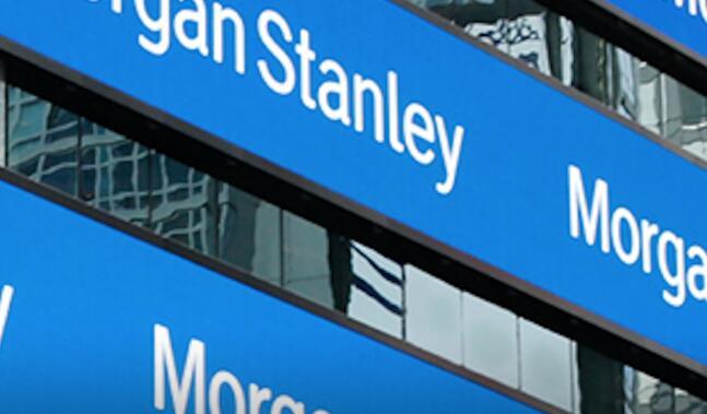 摩根士丹利誓言到2050年实现零净融资