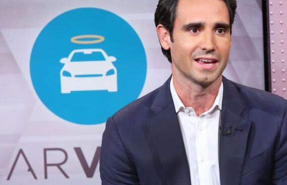 在公司计划创纪录的季度后 Carvana的股价飙升30%