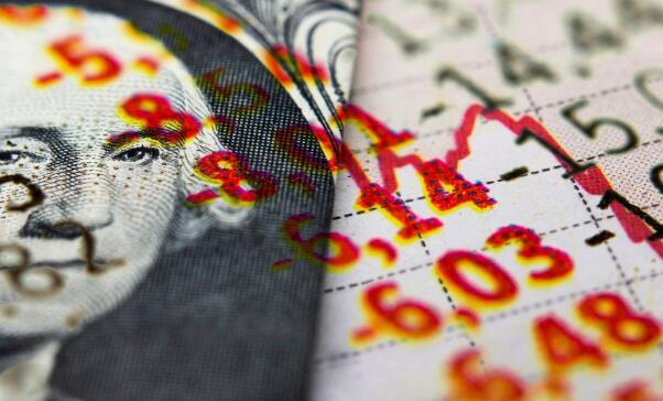 今天标准普尔的成份股中有近480只损失了价值