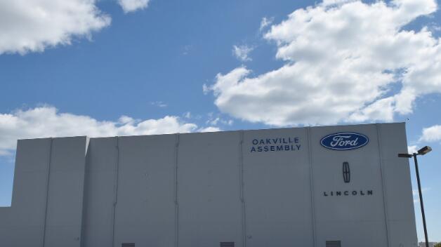 福特宣布计划在加拿大生产电动汽车
