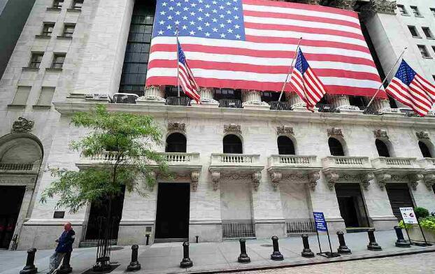 随着刺激经济的希望起伏不定 华尔街收盘走高