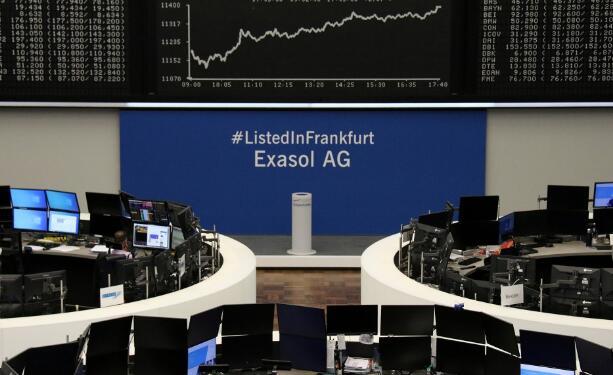 H&M和意法半导体业绩在新季度开始时提振欧洲股市