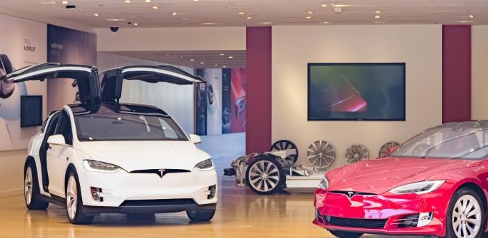 特斯拉今年确实可能交付50万辆汽车