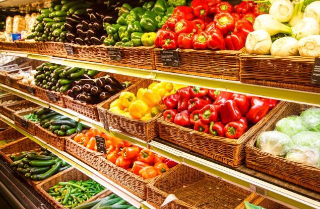 这家食品分销公司透露了与亚马逊的新商业协议