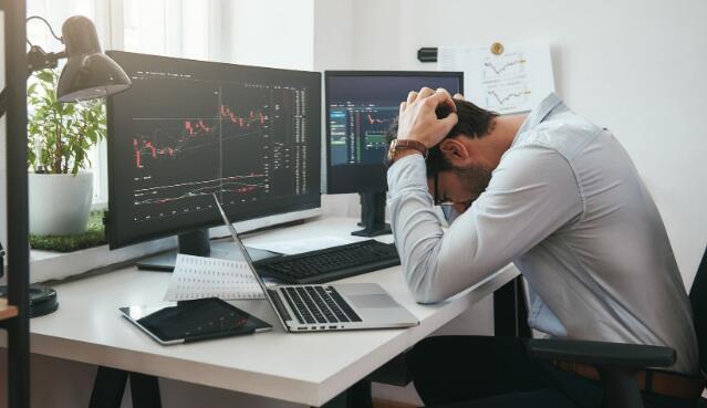 这种股市崩溃很难处理