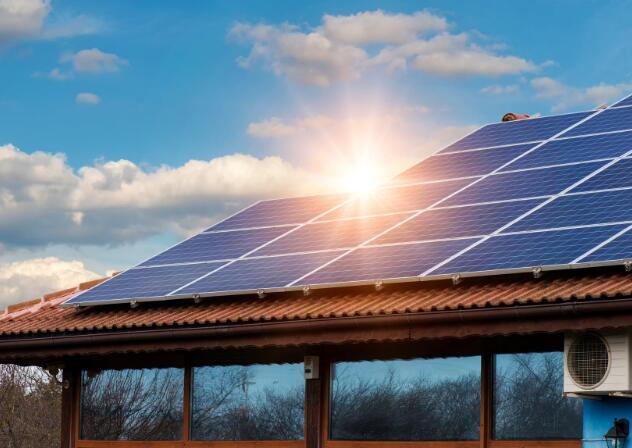周一太阳能库存被压低 白宫引发了这次抛售